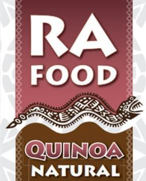 Quinoa natural 1000g, RA FOOD
