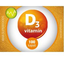 Vitamin D3, AWA superfoods 100 tablet