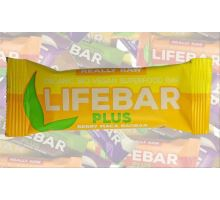 Berry Maca Baobab BIO, Lifebar Plus 47g