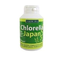 Chlorella Japan, Health Liink 750 tablet