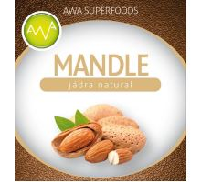 AWA superfoods Mandle natural 1000g