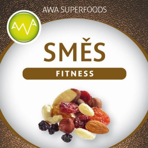 Fitness směs 1000g, IBK trade